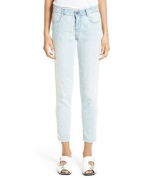 Stella McCartney Star Crop Jeans