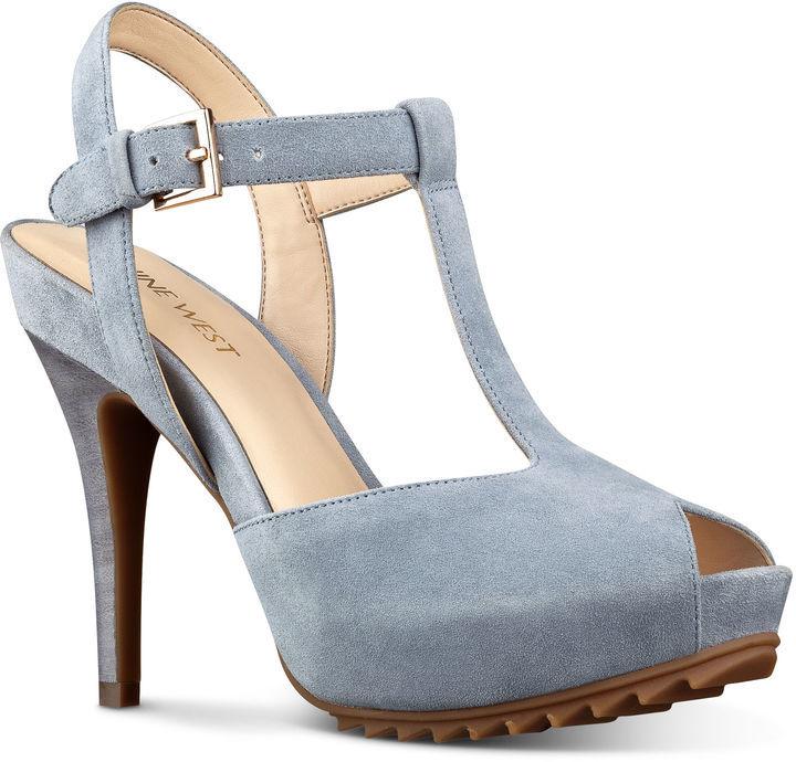 5978f3f85d2 ... Heeled Sandals Nine West Radisa Platform Sandals ...