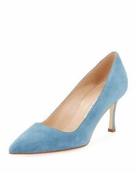 Bb suede 70mm pump medium 3679047