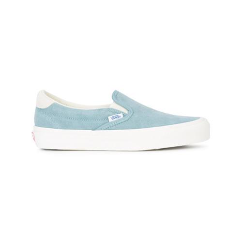 Vans Low Top Slip On Sneakers, $97