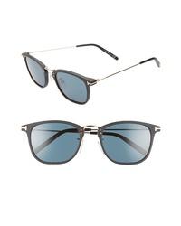 Tom Ford Beau 53mm Square Sunglasses