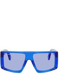 Off-White Blue Alps Sunglasses