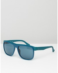 Calvin Klein Ck Platinum Sunglasses Midnight Blue