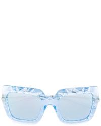 Dolce Gabbana Eyewear Geometric Square Sunglasses