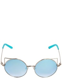 Linda Farrow Matthew Williamson Cat Eye Sunglasses