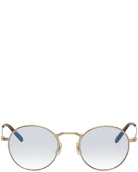Oliver Peoples Round Clear Weslie Sun Sunglasses