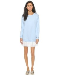 Light Blue Sweater Dresses for Women | Women's Fashion