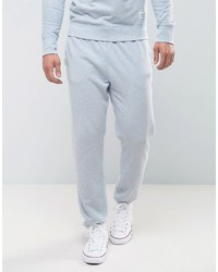 Converse Essentials Lightweight Joggers In Baby Blue 10005103 A02