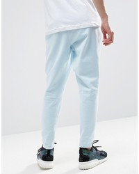 5f00bc3ff6 Top 10 Punto Medio Noticias | Light Blue Adidas Joggers