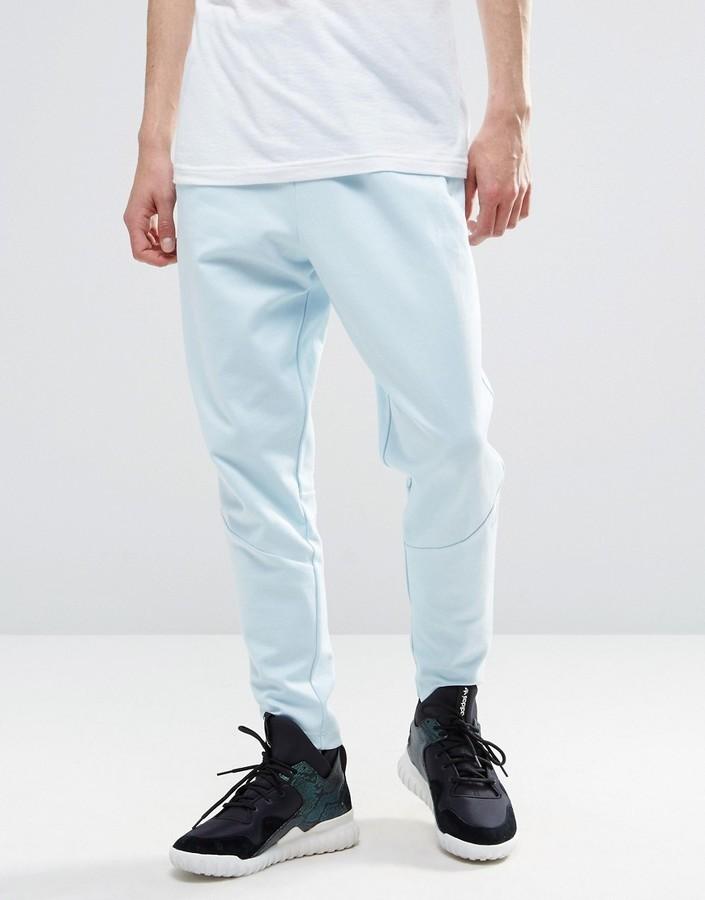adidas light blue pants