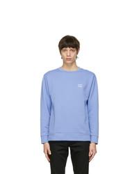 A.P.C. Blue Mike Sweatshirt