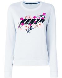 Kenzo X Floral Leaf Sweatshirt