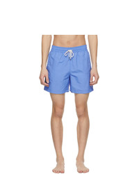 Polo Ralph Lauren Blue Traveler Swim Shorts