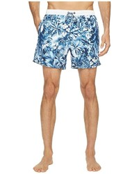 Hugo Boss Boss Mandarin Fish Swim Trunks Swimwear