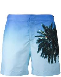 Orlebar Brown Bulldog Palm Reacher Swim Shorts