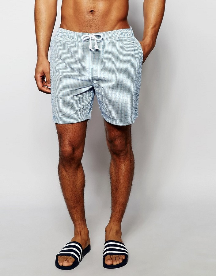 06ce746e21 Original Penguin Swim Shorts, $77 | Asos | Lookastic.com