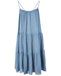 Light blue swing dress original 10138559