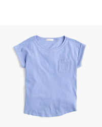 J.Crew Girls Gart Dyed T Shirt