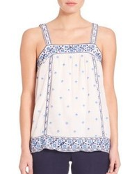 Joie Magali Cotton Gauze Tank