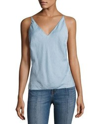 J Brand Lucy Cotton Camisole Tank Graceful