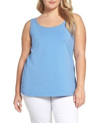 Nic+Zoe Plus Size Perfect Scoop Neck Tank