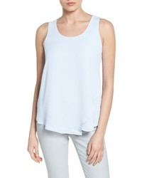 Nic+Zoe Proade Asymmetrical Double Layer Tank