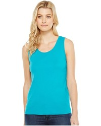 Pendleton Rib Tank Top Sleeveless