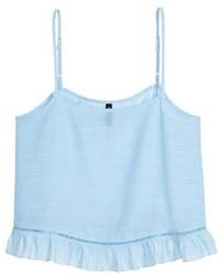 H&M Wide Cut Camisole Top
