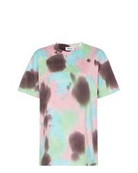 Ambush Waves Tie Dye Cotton T Shirt