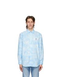 Polo Ralph Lauren Blue And White Laguna Shirt