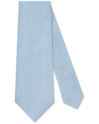 Gucci Linen Silk Tie