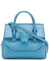 d8ba699528 Versace Women s Light Blue Bags from farfetch.com