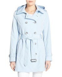 Double breasted trench coat medium 458095