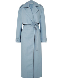 Anna Quan Inez Cotton Gabardine Trench Coat