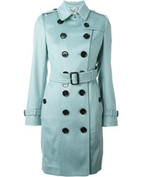 Burberry London Belted Trench Coat