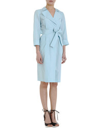 Jil Sander Trench Dress