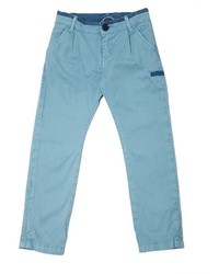 Light Blue Trousers