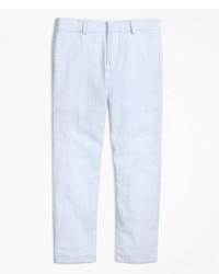 Brooks Brothers Seersucker Prep Suit Trousers