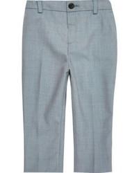 River Island Mini Boys Light Blue Suit Pants