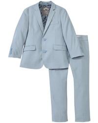 Appaman Mod Suit Light Blue 2t