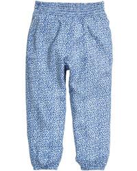 H&M Woven Pants Black Kids