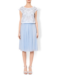 Monsoon Flora Tulle Skirt