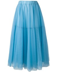 P.A.R.O.S.H. Long Tulle Skirt