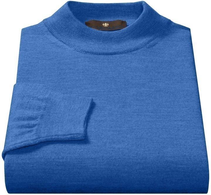 Toscano Mock Turtleneck Sweater Italian Merino Wool | Where to buy ...