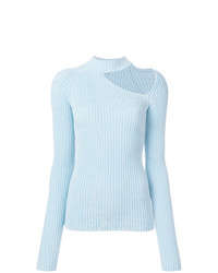 MRZ One Shoulder Knitted Sweater