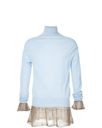 Sacai Roll Neck Sweater