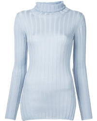 CITYSHOP Ribbed Turtle Neck Sweater