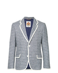 Education From Youngmachines Tweed Blazer