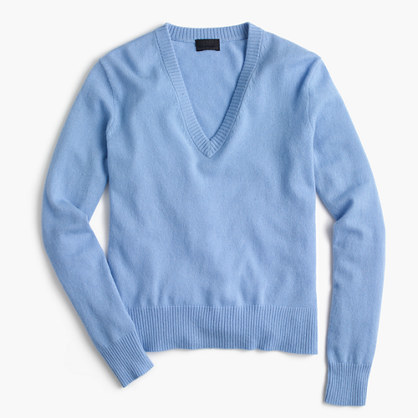 J Easy Wear Cashmere Sweater To Neck Crew V Buy Amp How Where
