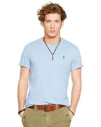 Polo Ralph Lauren Jersey V Neck T Shirt